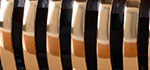 Media - Brass Trim & Fret finish
